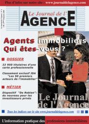 Le Journal de l'Agence n°1