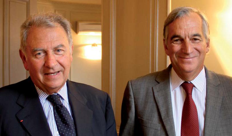 René Pallincourt et Serge Ivars