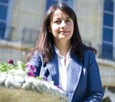 Isabelle Larochette, fondatrice d'I Loge You