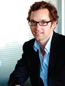 photo : Roland Tripard, président du directoire du groupe SeLoger
