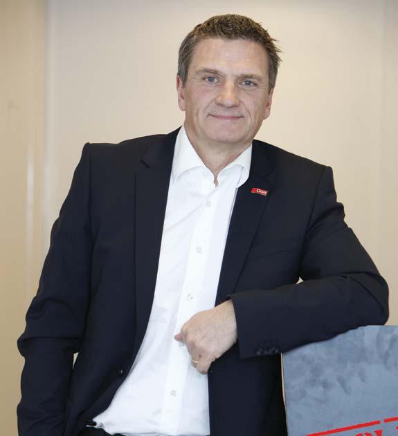 photo : Bernard Cadeau, Président du réseau Orpi