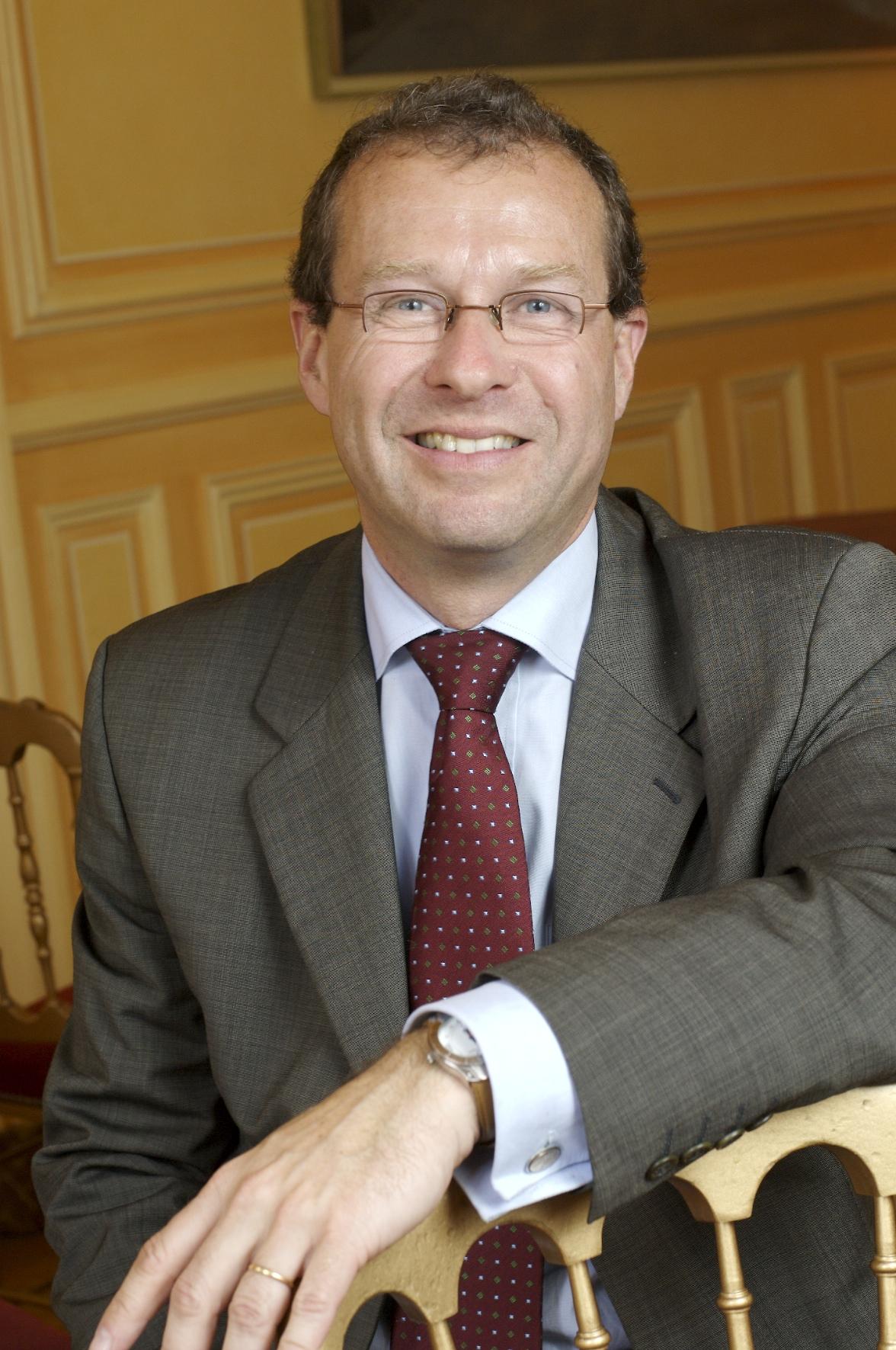 photo : Antoine Desbarrieres, président de Cerqual Patrimoine et directeur de Qualitel