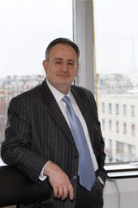 Elix Rizkallah, président du réseau Laforêt