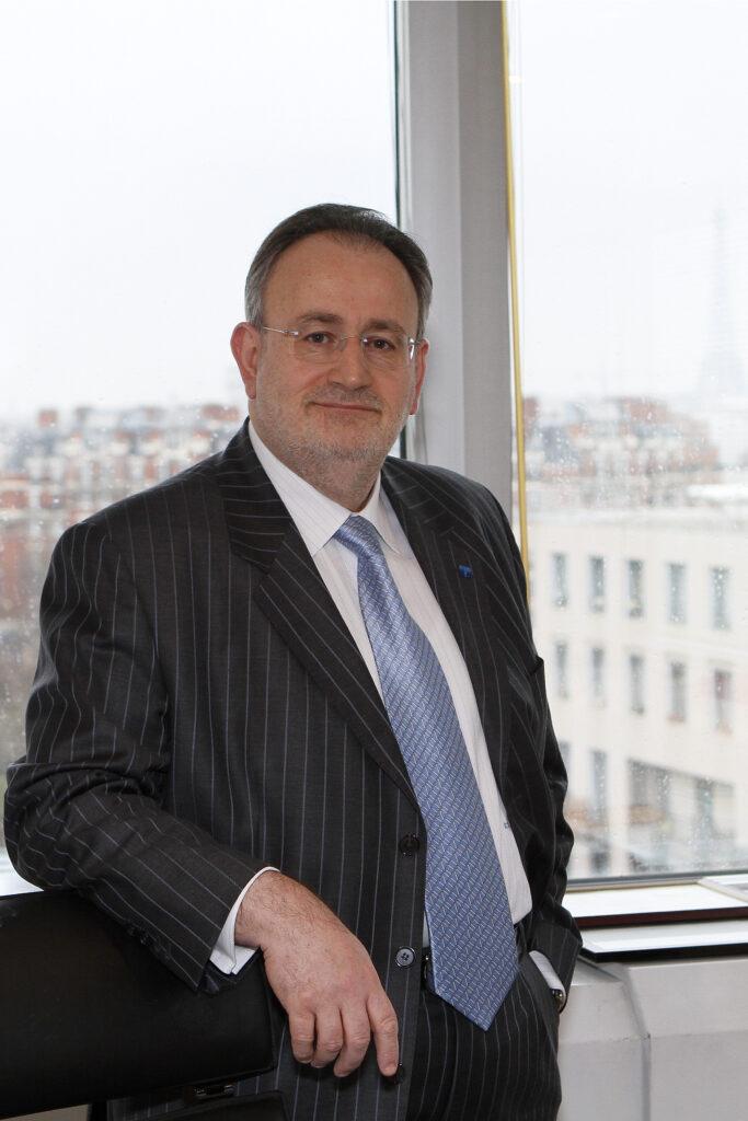 photo : Elix Rizkallah, président du réseau Laforêt