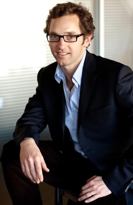 photo : Roland Tripard, Président du directoire du groupe SeLoger.com