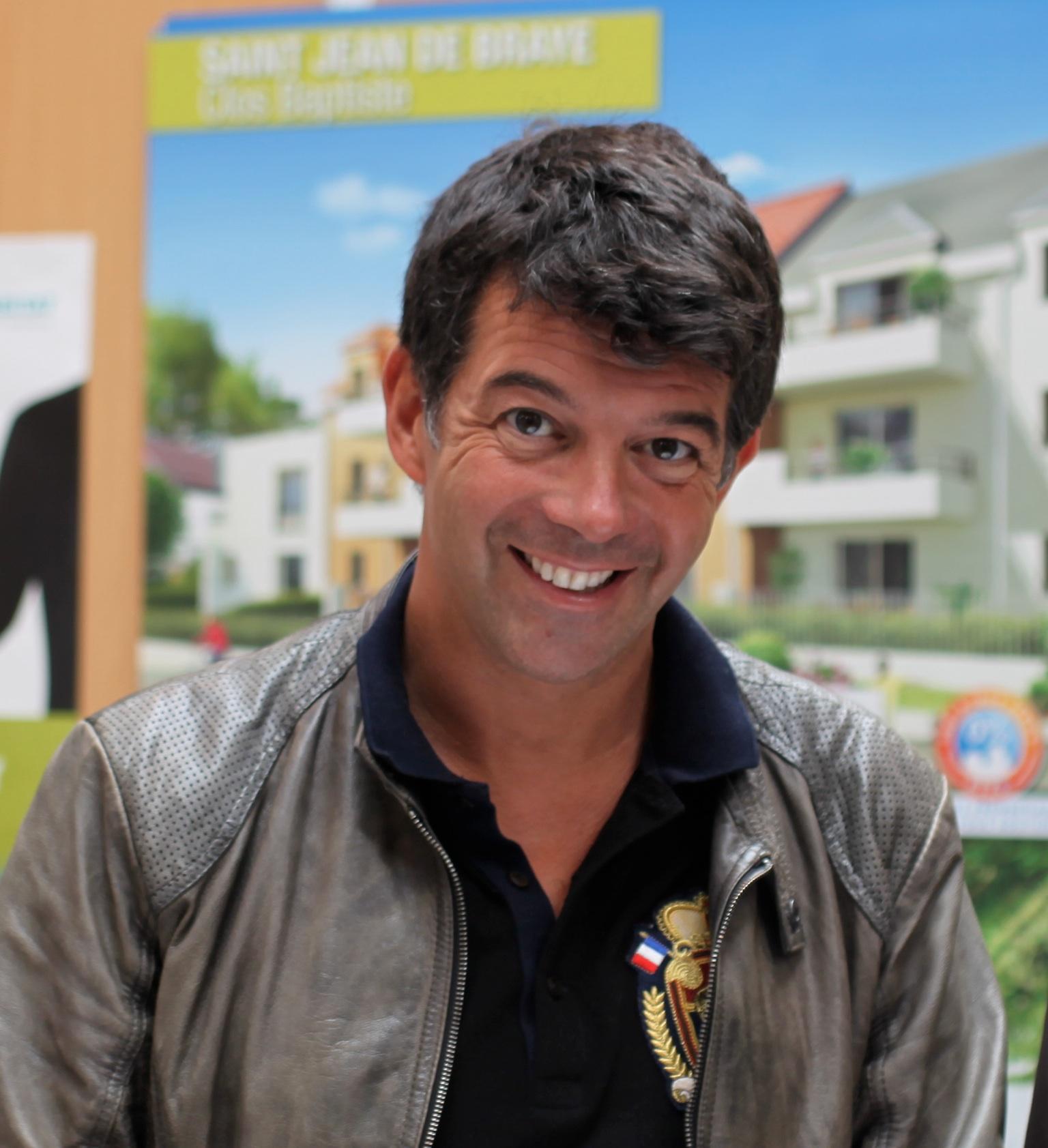 photo : Stéphane Plaza, l'agent immobilier vedette de M6