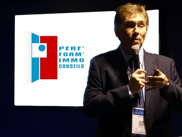 photo : EricHanot, fondateur de Perf'Form'Immo Conseils