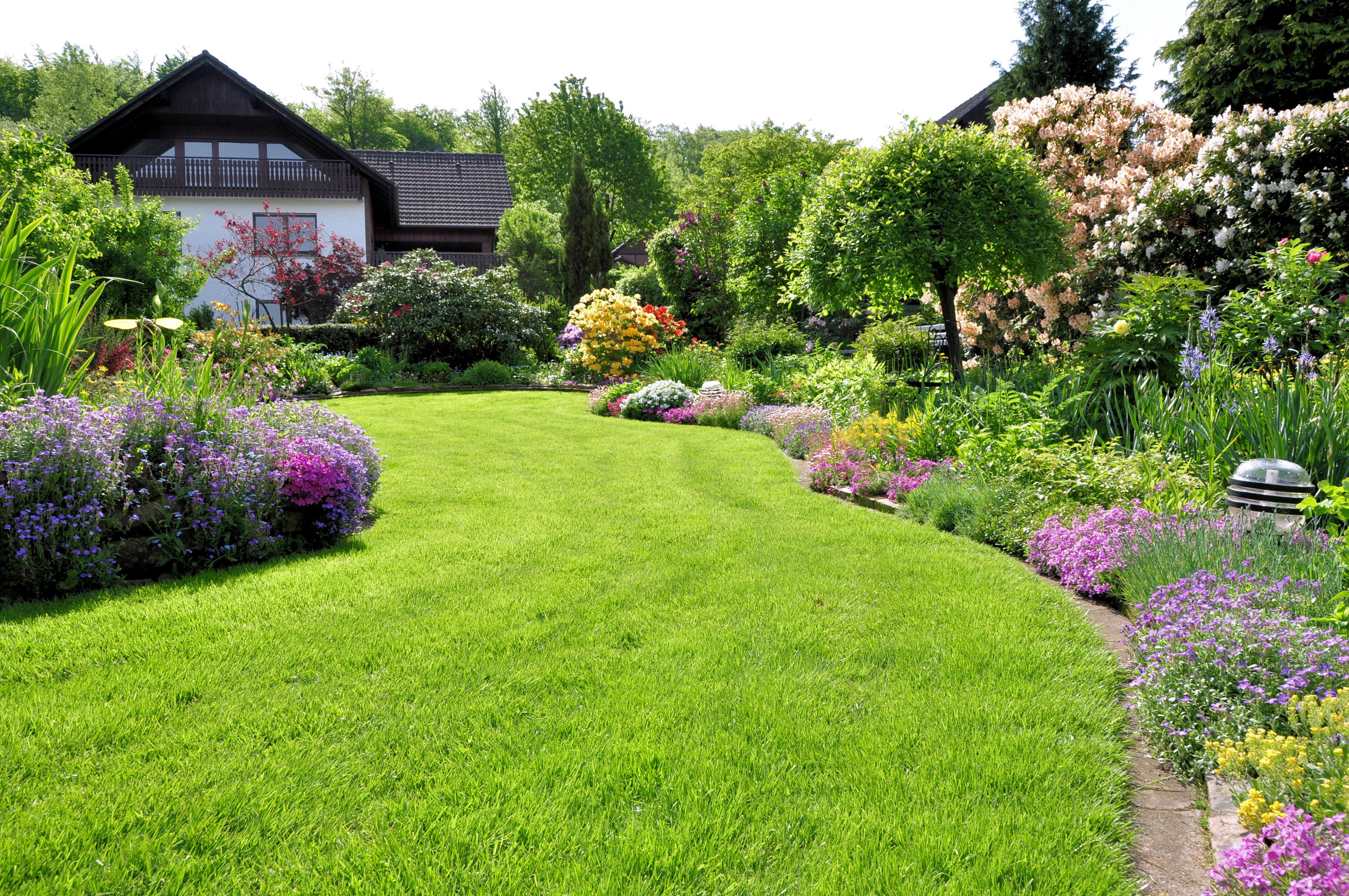 Un jardin oui mais s 39 il est utile et ludique journal for Jardin synonyme