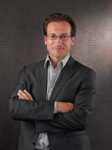 photo : David Giraud, Président du groupe MGM