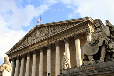 photo : Le projet de loi de séparation et de régulations des activités bancaires a été adopté en deuxième lecture jeudi 6 juin par l'Assemblée Nationale.