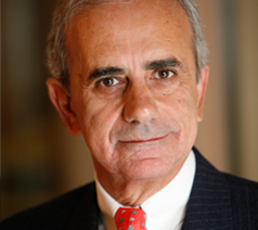 photo : George Isaac, Président de GALIAN