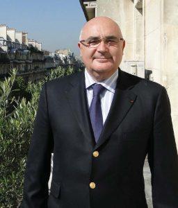 Alain Duffoux, président du SNPI
