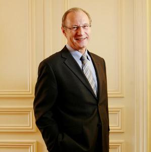 photo : JeanPerrin, president de l'UNPI