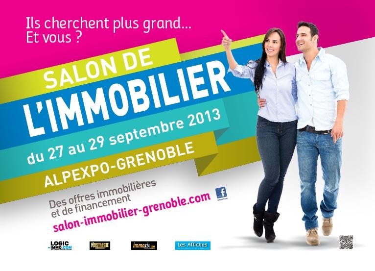 Salon de l immobilier de grenoble du 27 au 29 septembre for Salon de immobilier