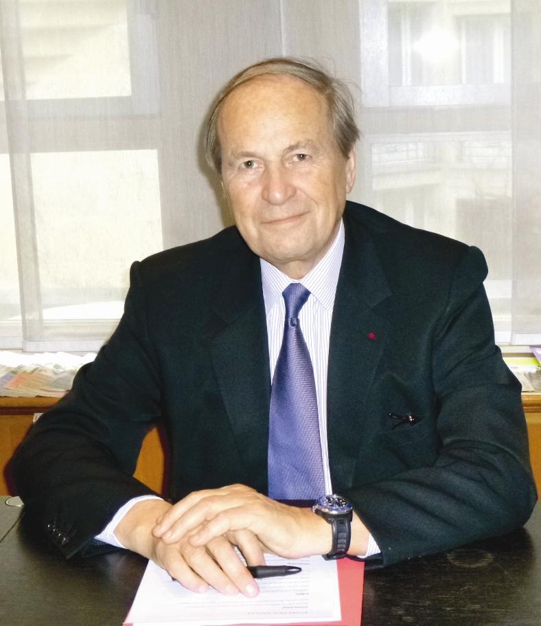 photo : Denys Brunel, président de La Chambre des Propriétaires