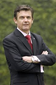 photo : Jean Lavaupot, président du syndicat des réseaux de mandataires en immobilier - SYREMI