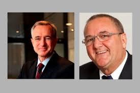 photo : Jean-François Buet, président de la FNAIM et Patrick Siksik, président de la Chambre des Experts Immobiliers de France