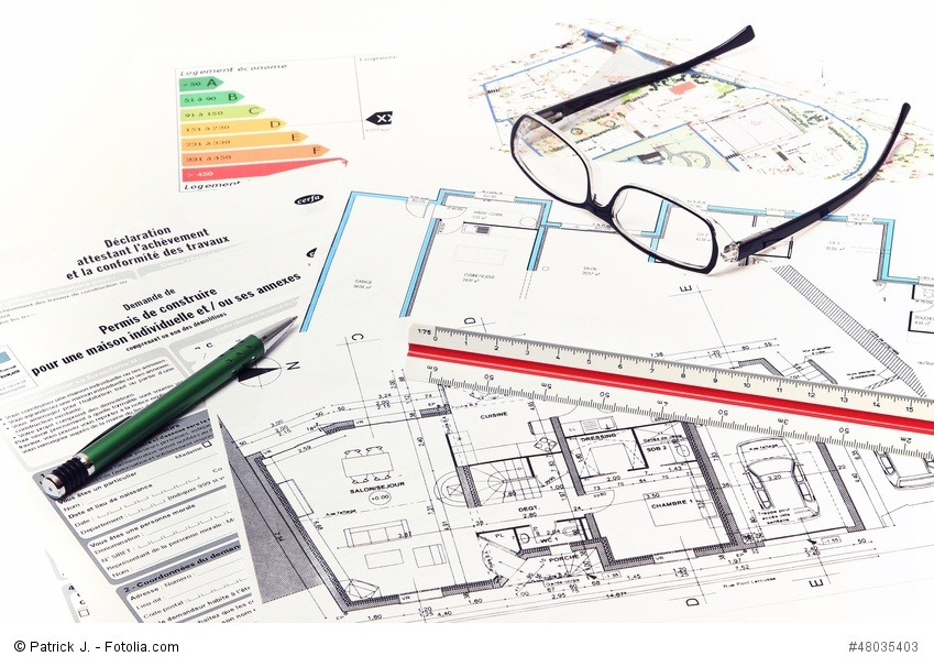 photo : Projet immobilier