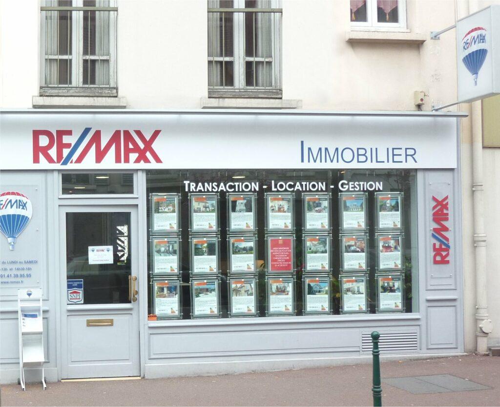 Re  Max Arrive En France