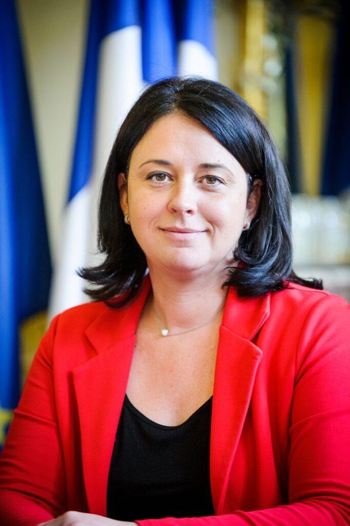 photo : Sylvia Pinel, ministre du Logement et de l'Égalité des territoires et de la Ruralité