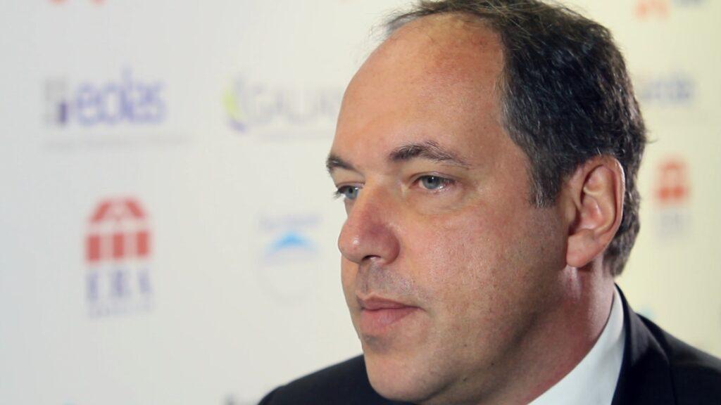 photo : François Moerlen, fondateur de Locagestion