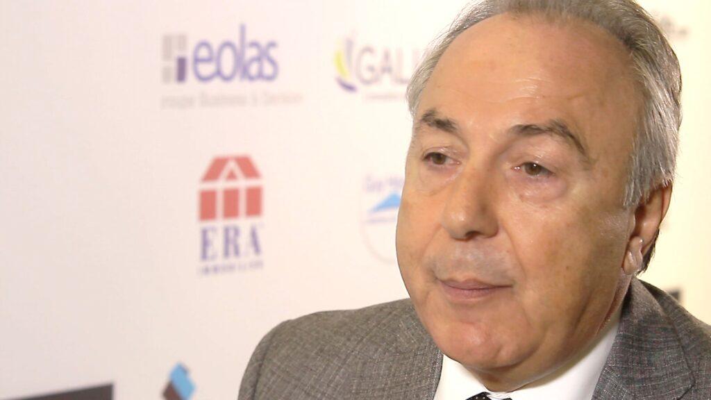 photo : Leo Attias, président de la Fiabci