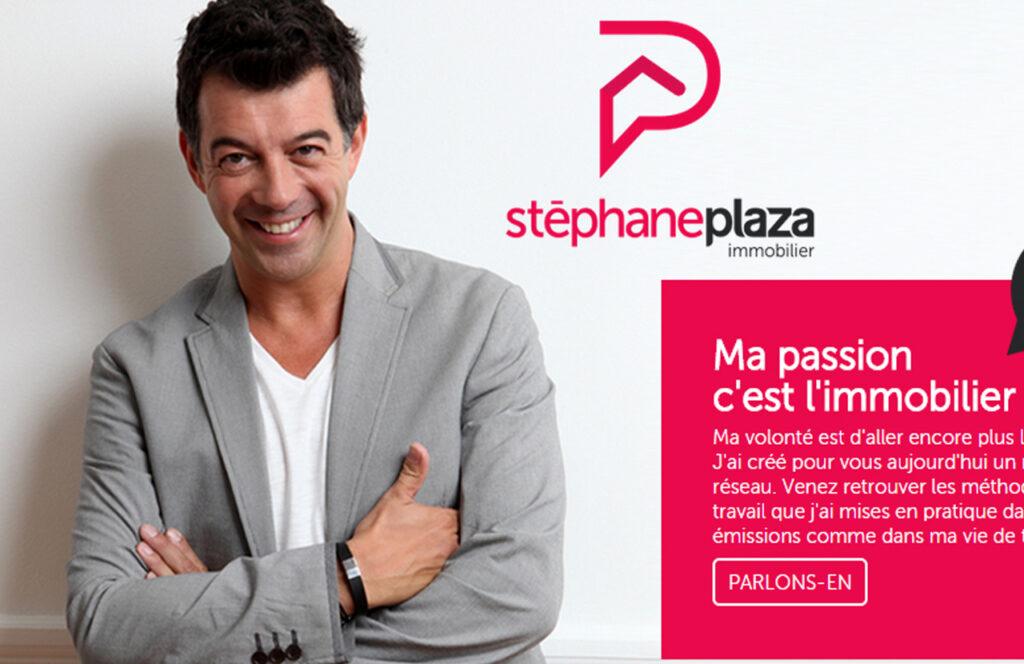 photo : Stephane-Plaza-reseau-agences