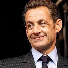 photo : Nicolas Sarkozy