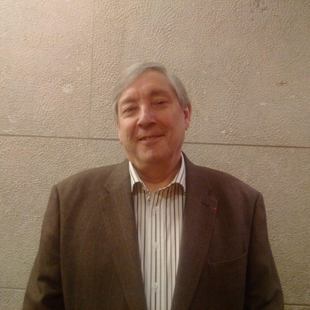 photo : Michel Mouillart, Professeur d'économie à l'Université de Paris Ouest, FRICS