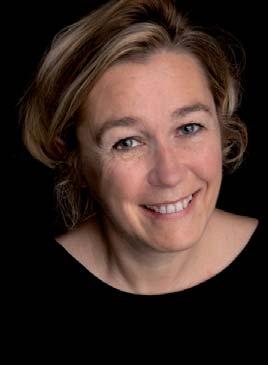 photo : Sylvie Gaudy, directrice de la division franchise de Reed Expositions