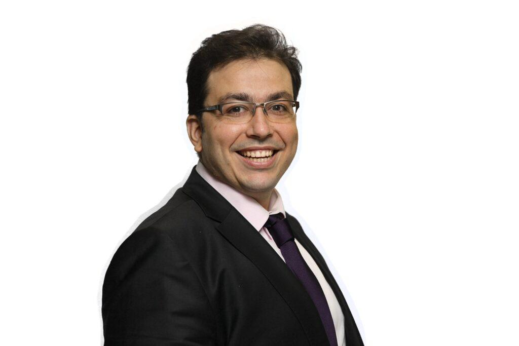 photo : Sylvain Elkouby, fondateur de Syndicexperts.com