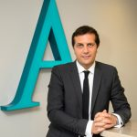 Brice Cardi, président du réseau d'agences immobilières l'ADRESSE