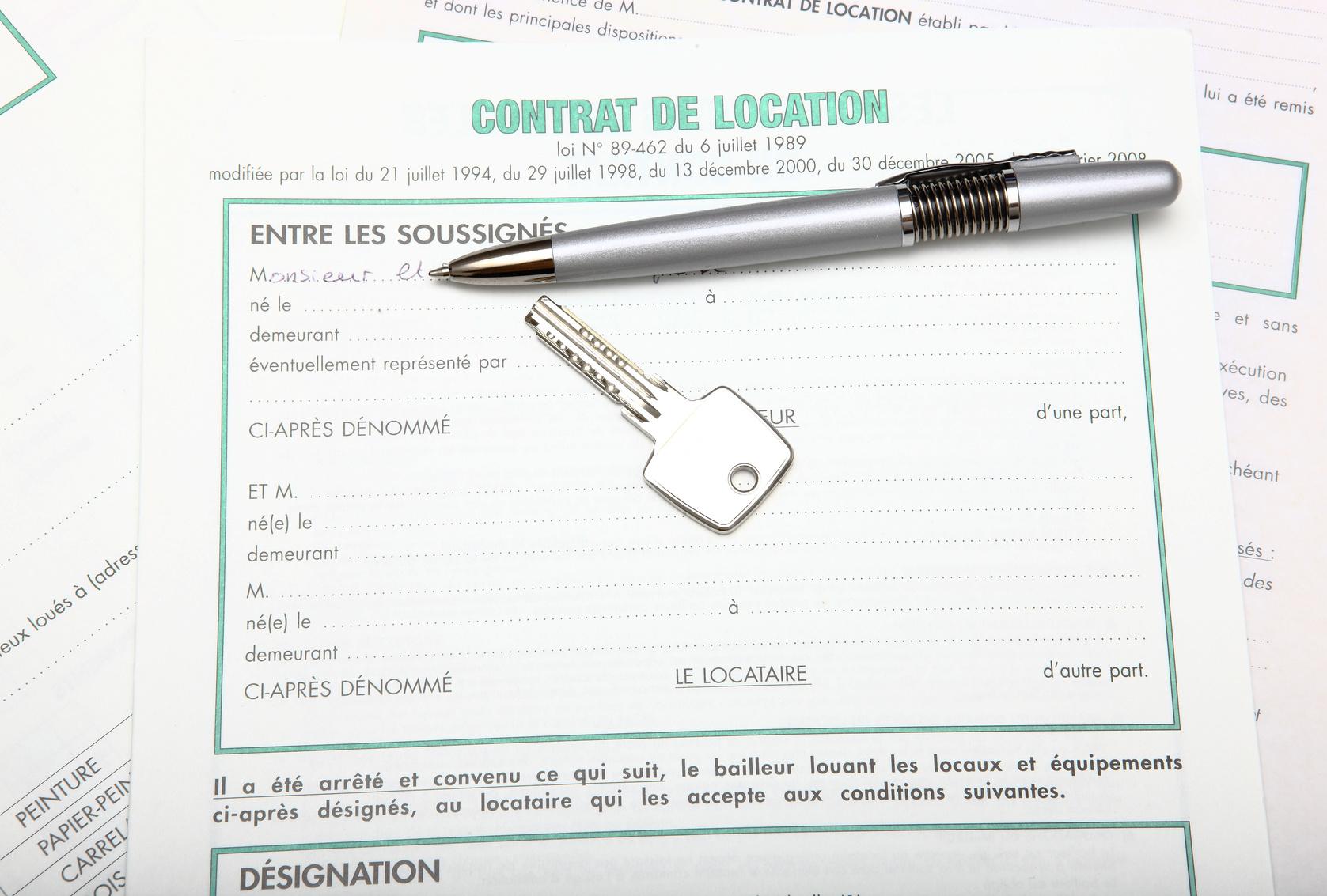 Contrat type de location compter du 1er ao t 2015 le - Office des proprietaires contrat de bail type ...