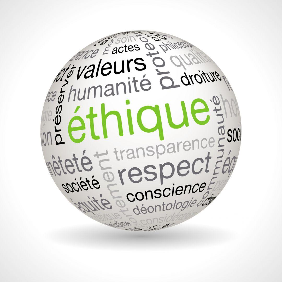 Ethique, déontologie, respect, transparence : les valeurs de LA.GE.CO. et de ses partenaires.
