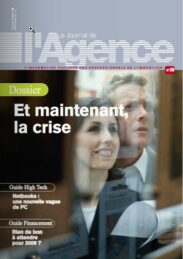 Le Journal de l'Agence n°20
