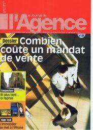 Le Journal de l'Agence n°23