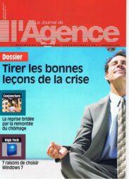Le Journal de l'Agence n°24