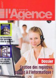 Le Journal de l'Agence n°25