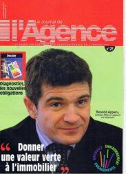 Le Journal de l'Agence n°27