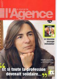 Le Journal de l'Agence n°29