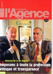 Le Journal de l'Agence n°31