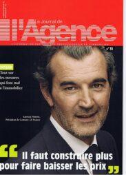 Le Journal de l'Agence n°33