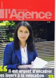 Le Journal de l'Agence n°34
