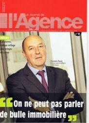 Le Journal de l'Agence n°35
