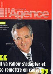 Le Journal de l'Agence n°36