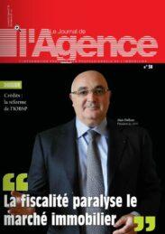 Le Journal de l'Agence n°38