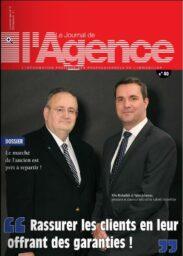 Le Journal de l'Agence n°40