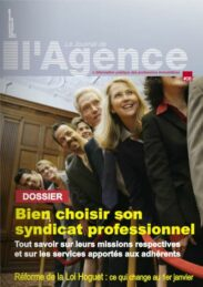 Le Journal de l'Agence n°8