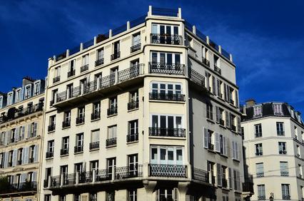 photo : immobilier parisien