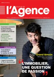 Le Journal de l'Agence n°49